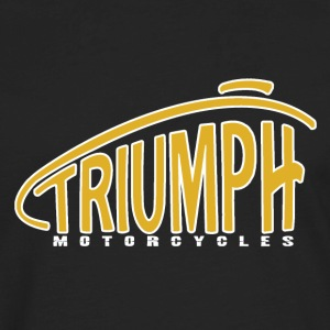 Triumph Motorcycles - Men's Premium Long Sleeve T-Shirt