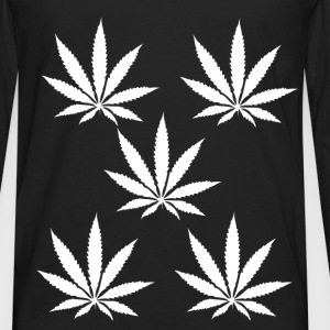 weeds - Men's Premium Long Sleeve T-Shirt