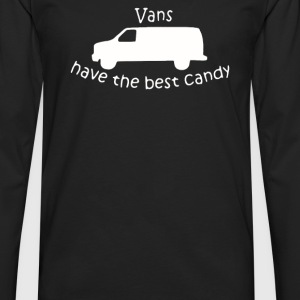 Vans Have The Best Candy - Men's Premium Long Sleeve T-Shirt