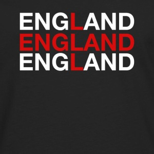 England United Kingdom Flag Shirt - England - Men's Premium Long Sleeve T-Shirt