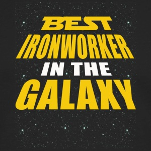Best Ironworker In The Galaxy - Men's Premium Long Sleeve T-Shirt
