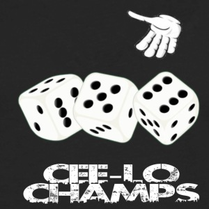 GrimeyToof Cee-lo Champs - Men's Premium Long Sleeve T-Shirt
