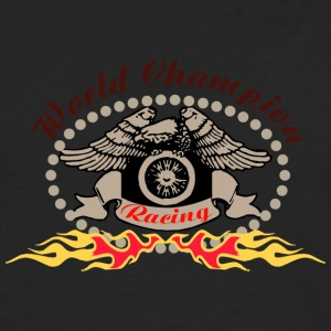 WORLD CHAMPION - Men's Premium Long Sleeve T-Shirt