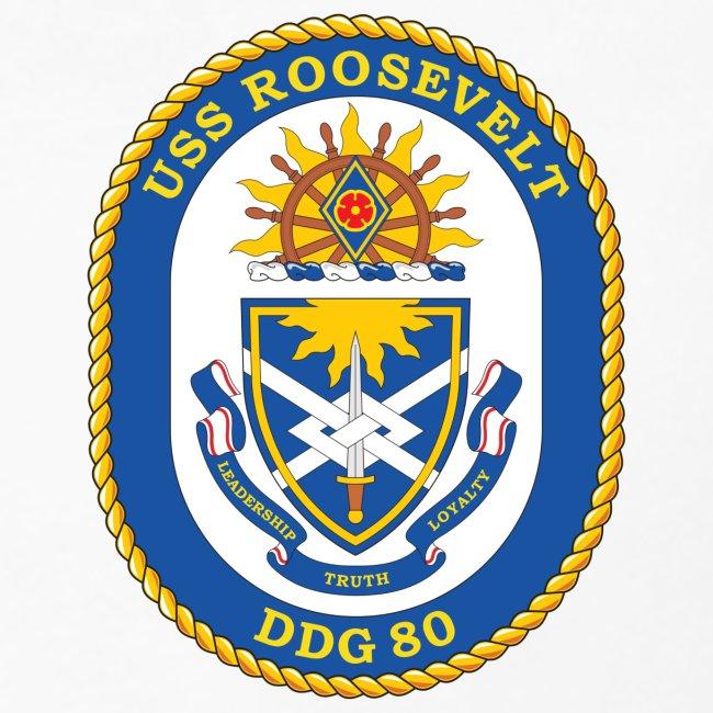 USS ROOSEVELT DDG 80 png