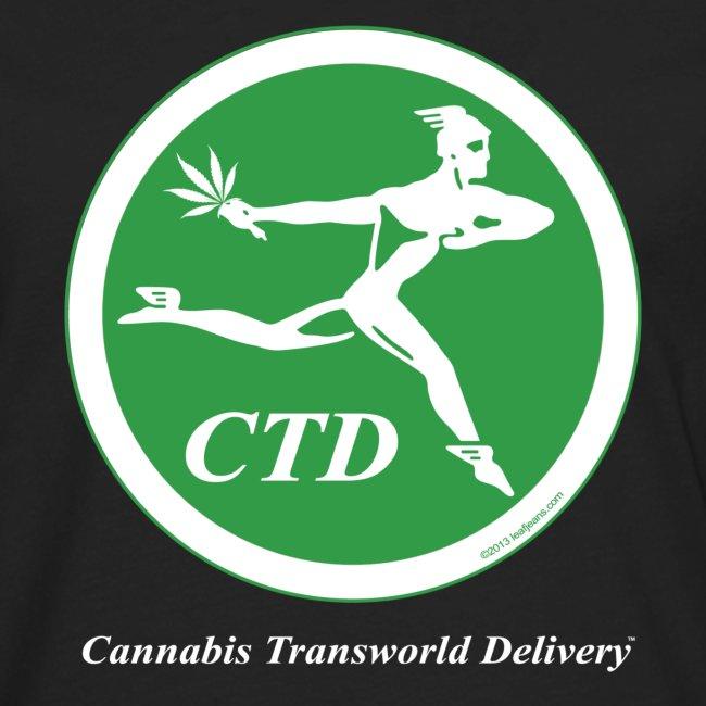 Cannabis Transworld Delivery - Green-White