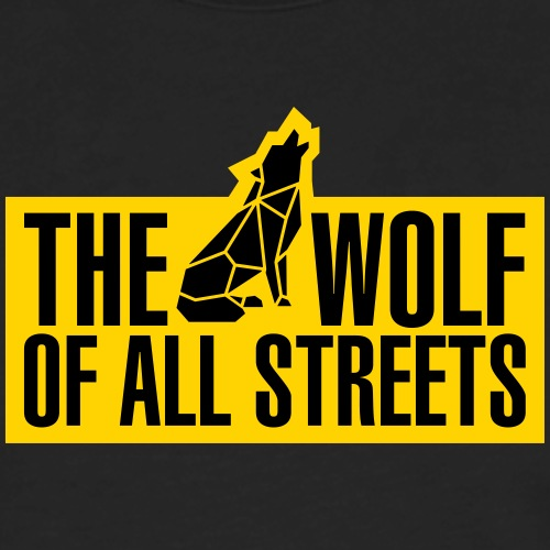 Wolf Of All Streets (2-Color)