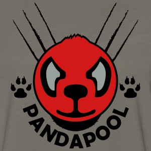 PANDAPOOL - Men's Premium Long Sleeve T-Shirt