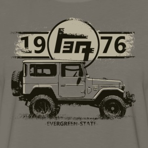 FJ Cruiser 1976 - Men's Premium Long Sleeve T-Shirt