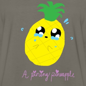 Pining Pineapple - Men's Premium Long Sleeve T-Shirt