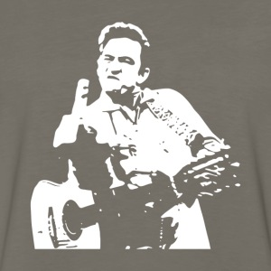 Johnny Cash - Men's Premium Long Sleeve T-Shirt
