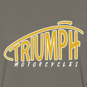 Triumph Logo Tank Bulky95 5 - Men's Premium Long Sleeve T-Shirt
