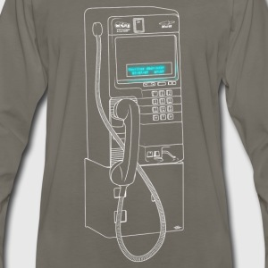 Payphone - Men's Premium Long Sleeve T-Shirt