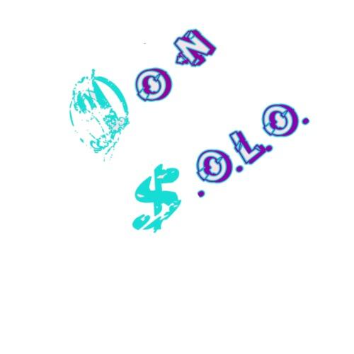 Don Solo Logo 2 - Men's Premium Long Sleeve T-Shirt