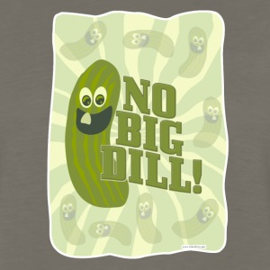 No Big Dill Pickle Pal - Men's Premium Long Sleeve T-Shirt