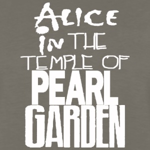 Alice in The Temple Of Pearl Garden - Men's Premium Long Sleeve T-Shirt