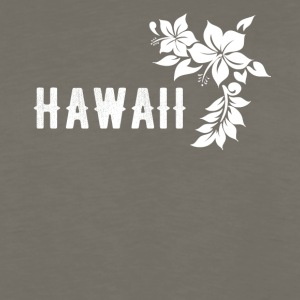 Hawaii - Men's Premium Long Sleeve T-Shirt