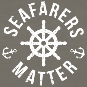 Seafarers Matter - Men's Premium Long Sleeve T-Shirt