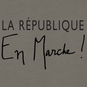 La Republique En Marche! - Men's Premium Long Sleeve T-Shirt