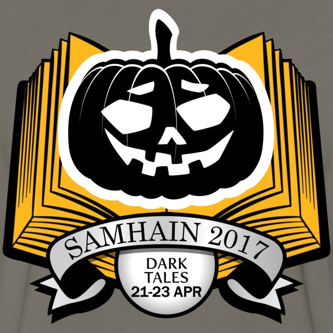 Samhain 2017 Logo shirt