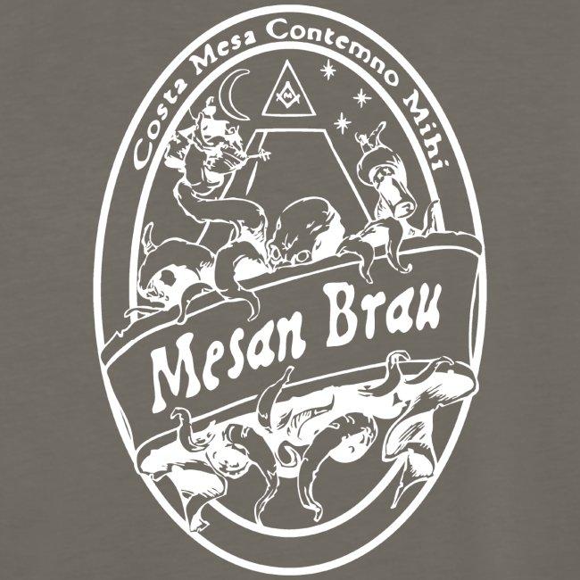 Mesanbrau Stag logo