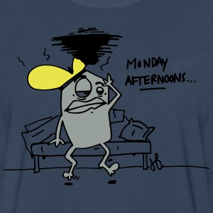 Monday Afternoons - Men's Premium Long Sleeve T-Shirt