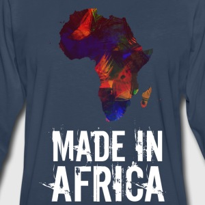 Made In Africa - Men's Premium Long Sleeve T-Shirt