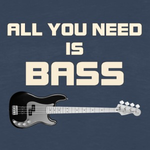 Need bass white color - Men's Premium Long Sleeve T-Shirt