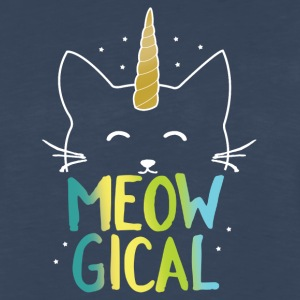Meowgical - Men's Premium Long Sleeve T-Shirt