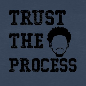 Trust The Process shirt - Men's Premium Long Sleeve T-Shirt