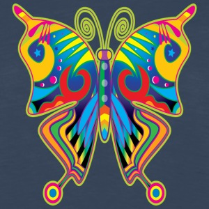 beautiful butterfly - Men's Premium Long Sleeve T-Shirt