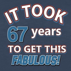 66th birthday celebration - Men's Premium Long Sleeve T-Shirt