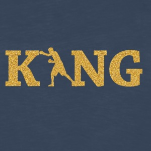 King Boxing - Men's Premium Long Sleeve T-Shirt