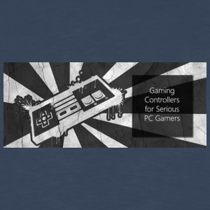gaming controllers for serious pc gamers - Men's Premium Long Sleeve T-Shirt