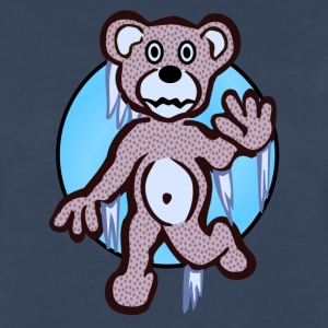 teddy bear koala grisly - Men's Premium Long Sleeve T-Shirt