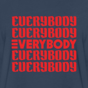 Everybody - Men's Premium Long Sleeve T-Shirt
