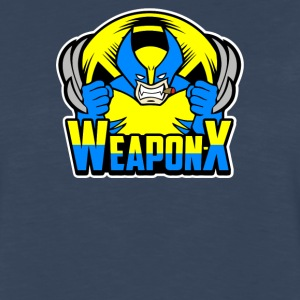 Mutant Weapon - Men's Premium Long Sleeve T-Shirt