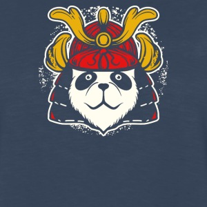 SAMURAI PANDA - Men's Premium Long Sleeve T-Shirt