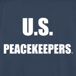 US PEACEKEEPERS - Men's Premium Long Sleeve T-Shirt