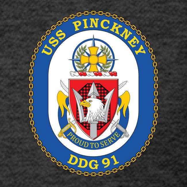 USS PINCKNEY DDG 91 png