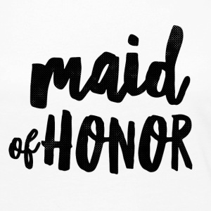 Maid of Honor - Women's Premium Long Sleeve T-Shirt