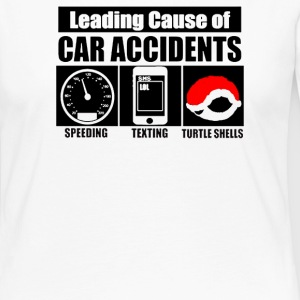 Leading Cause Of Accidents - Women's Premium Long Sleeve T-Shirt