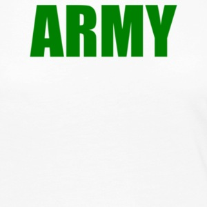 ARMY - Women's Premium Long Sleeve T-Shirt