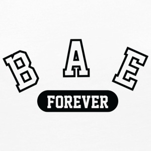Bae Forever | Romantic, Valentines, Friends, Love - Women's Premium Long Sleeve T-Shirt