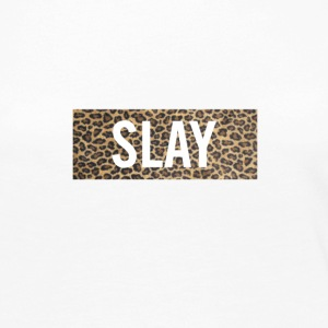 Slay Leopard - Women's Premium Long Sleeve T-Shirt