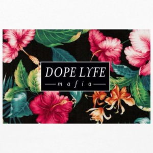 floral dope - Women's Premium Long Sleeve T-Shirt