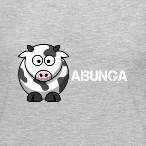 COW ABUNGA - Women's Premium Long Sleeve T-Shirt