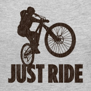 Just Ride - Women's Premium Long Sleeve T-Shirt