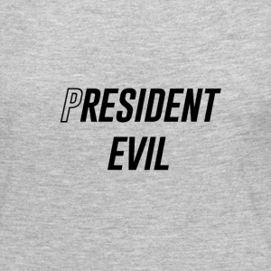 President Evil - Women's Premium Long Sleeve T-Shirt