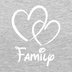 Heart Family - Women's Premium Long Sleeve T-Shirt