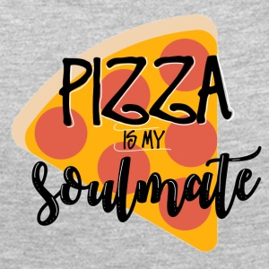 PIZZA SOULMATE - Women's Premium Long Sleeve T-Shirt